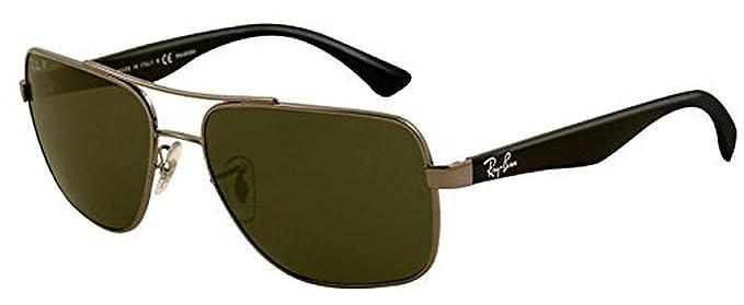 Amazon.com: Ray-Ban RB 3483 Gafas de sol & HDO Limpieza ...