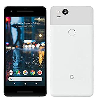 Google Pixel 2 Factory Unlocked White 128GB