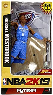 211e8fb1e69 McFarlane NBA 2K19 Series 1 Russell Westbrook (Oklahoma City Thunder)