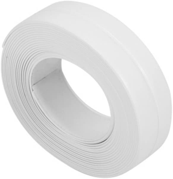Bathturb Gas Stove and Wall Coner White 22mm Toilet Sink Opla3ofx 3.2m Self Adhesive Wall Sealing Waterproof Tape,Bathtub Caulk Strip Edge Protector for Kitchen Countertop