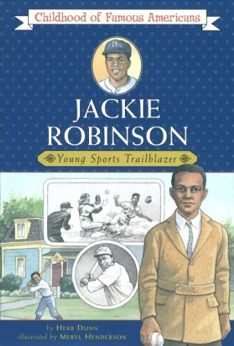 Search : Jackie Robinson: Young Sports Trailblazer (Childhood of Famous Americans)