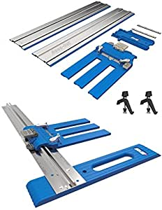 Kreg Track Saw Combo for Plywood Melamine breakdown Safe Table Saw Replacement