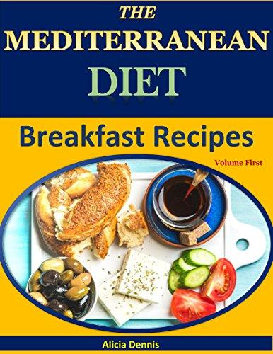THE MEDITERRANEAN DIET Breakfast RecipesMediterranean CookingMediterranean CookbookMediterranean EatingMediterranean Recipesmediterranean Diet For