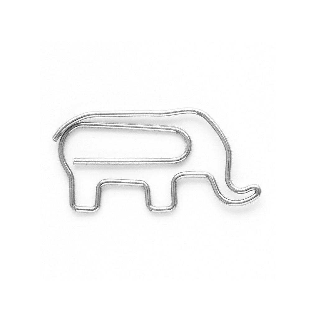 Verde Dee Graffette Modello Elefante