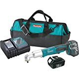 Makita XLT02 18V LXT Lithium-Ion Cordless 3/8-Inch Angle Impact Wrench Kit