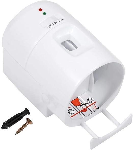 Mini ambientador de Aire, etc, LED montado Pared de baños ...