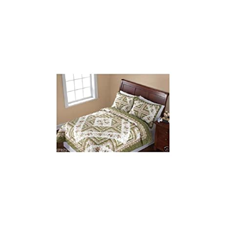 mainstays quilt collection elise