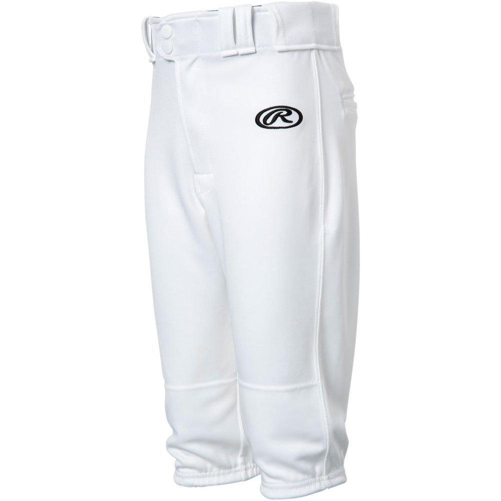 Rawlings Ylnchkp-w-89 - Pantalón para Niño, Color Blanco, Tamaño Mediano Tamaño Mediano Rawlings Sporting Goods