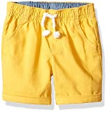 Gymboree Toddler Boys' Drawstring Shorts, Goldenrod, 12-18 Mo
