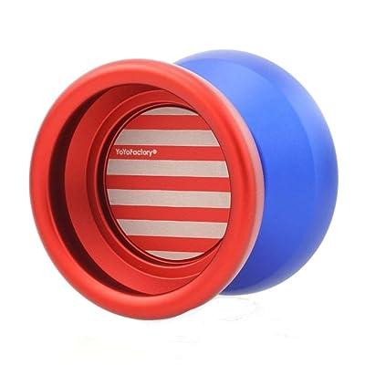 YoYoFactory California Yoyo (American Flag): Toys & Games