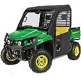 John Deere XUV 550 OPS Soft Cab - 2 Passenger - Black - LP37050