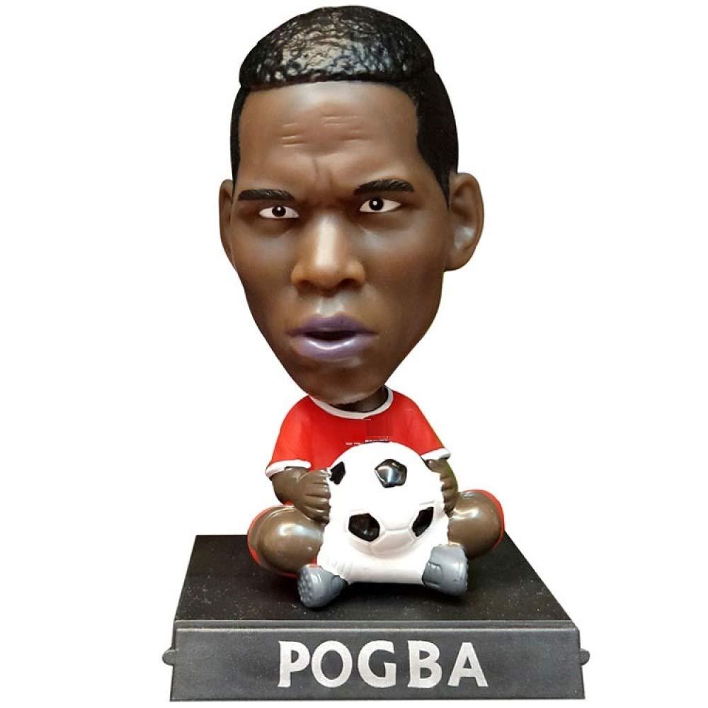 VIOY Messi Bogba Car Shaking Head Doll Decoration