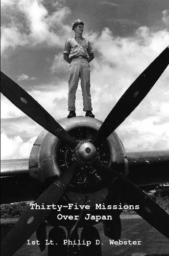 Read Online Thirty-Five Missions Over Japan ebook