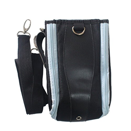 Waist Belt Holster Case For Symbol MC9000 MC9060 MC9090 MC9190 MC9060 MC92N0-G Barcode Scanner Polyester ()