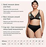 Glamorise womens Full Figure Plus Size Adjustable