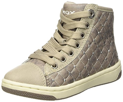 Zapatillas para ni�a, color gris , marca GEOX, modelo Zapatillas Para Ni�a GEOX JR CREAMY B Gris