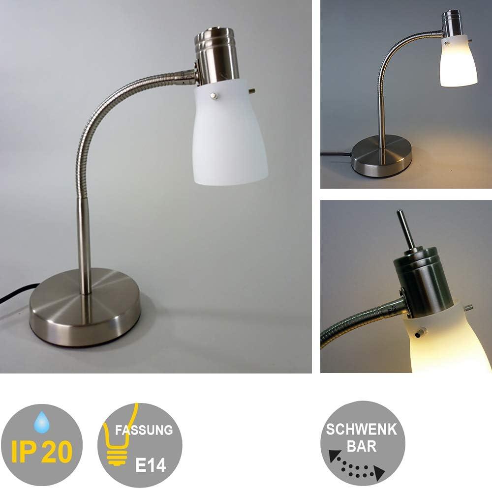 El ahorro de energía lámpara de mesa