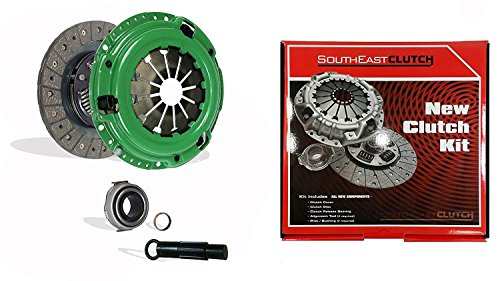 Clutch Kit Stage 1 Works With Honda Civic DX EX GX LX Reverb VALUE EX-R CX SI VX 1992-2005 1.5L l4 1.6L l4 1.7L l4 GAS SOHC Naturally Aspirated(D15; D16; D17)
