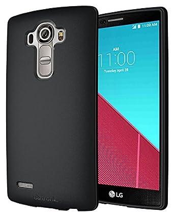 Amazon.com: LG G4 Funda, diztronic – Carcasa de tacto suave ...