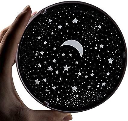 Henweit, proyector giratorio con luz estrellada nocturna para ...