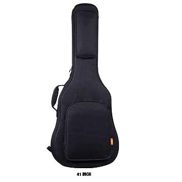 NEENY Funda de Guitarra acústica, Funda para Guitarra 39 40 41 Pulgadas, Funda de