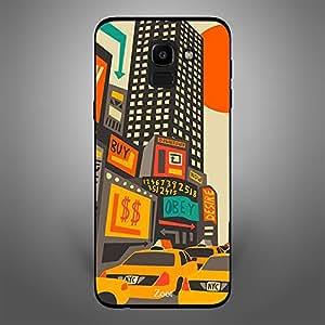 Samsung Galaxy J6 Time Square