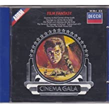 Film Fantasy: Cinema Gala (Bernard Herrmann's Music From Journey to the Center of the Earth, The Seventh Voyage of Sinbad, The Day the Earth Stood Still, Fahrenheit 451) by N/A (0100-01-01)