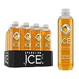 Sparkling Ice Orange Mango, 17 Ounce Bottles (Pack of 12)