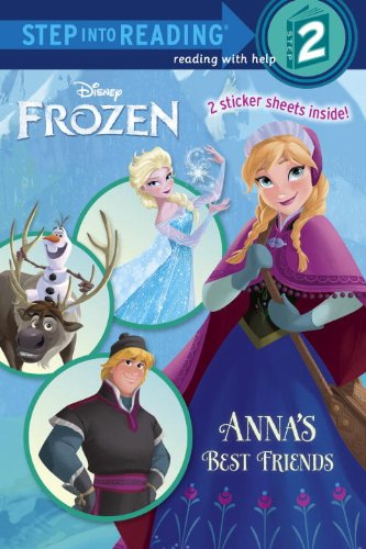 Anna's Best Friends (Disney