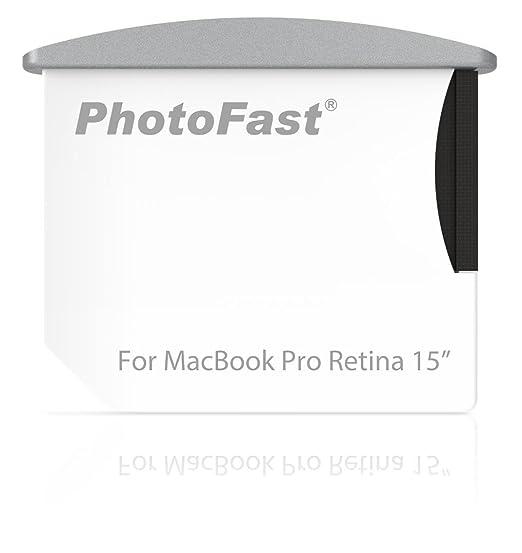 """25 opinioni per Photofast CR8700 Kit Adattatori USB per Macbook Retina da 15"""", Bianco"""