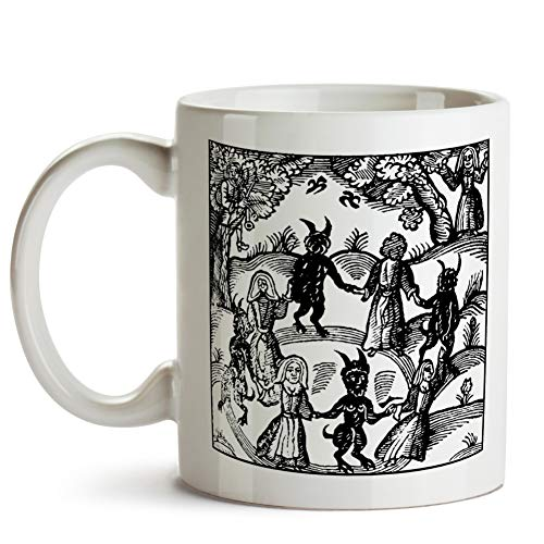 Dance with the Devil Mug -