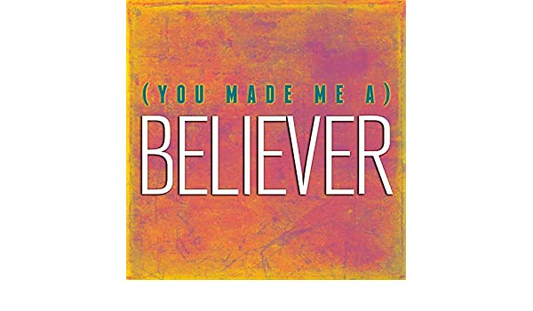 You made me a believer video song download