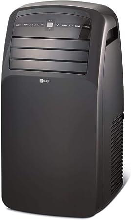 LG 12.000 BTU Aire Acondicionado portátil de 115 V con LCD Mando a ...