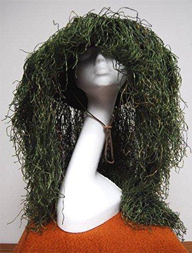 Ghillie Sniper Boonie Hat Leafy Size 7.25