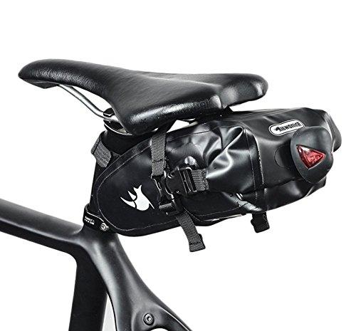 Bolsa bikepacking trasera compacta 4