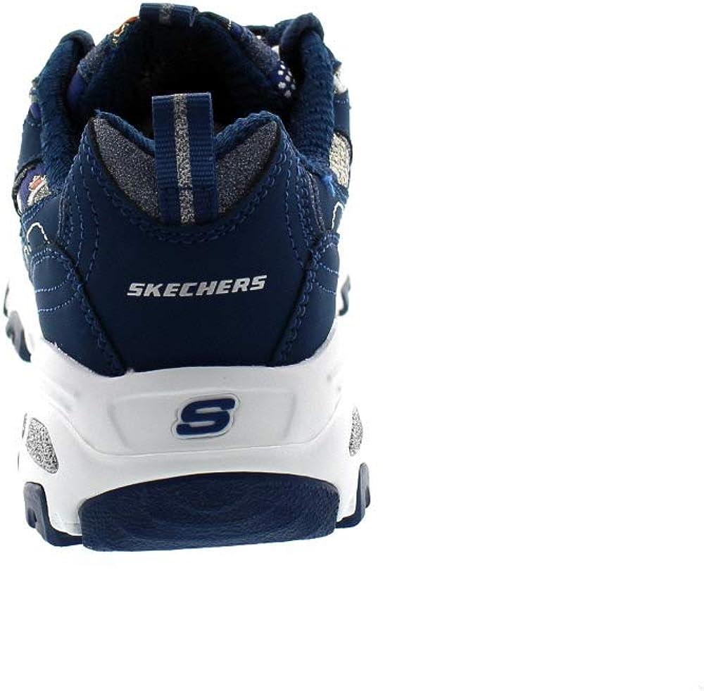 Fundador Enmarañarse Cerdo  Amazon.com | Skechers Women's D'Lites-Floral Days Trainers | Fashion  Sneakers