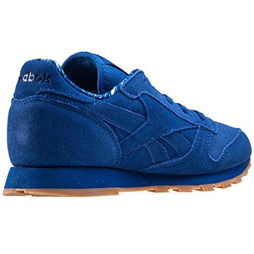 Reebok Cl Bandana Pack - Zapatillas de Piel para niño