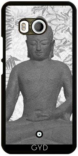 Funda para Htc U11 - Batik Buda by wamdesign