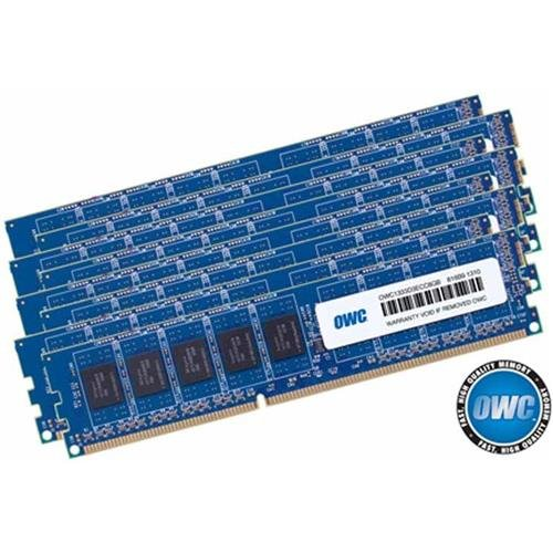 OWC / Other World Computing 64GB PC10600 DDR3 ECC 1333MHz UDIMM Memory Kit, 8x 8GB, 240 Pin RAM, Compatible with 2009-2012 Mac Pro