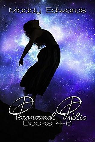 book cover of Paranormal Public Omnibus Books 4-6
