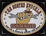 vintage advertisement - Busted Knuckle Garage BKG-21 12