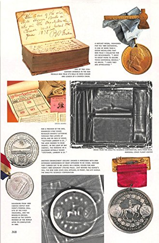 Print Ad 1989 A Hatchet Medal Fashioned for the 1889 Centennial