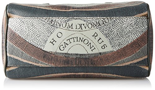 Gattinoni Gplb014, Borsa Bowling Donna, 16x20x30 cm (W x H x L) Verde (Balsam)