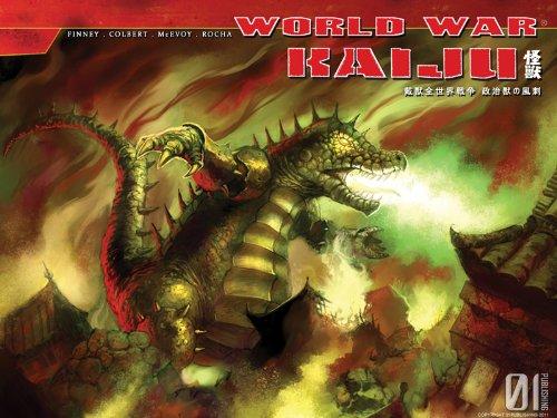 World War Kaiju (Coldwar Years)