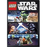 Star Wars Lego: The Padawan Menace + The Empire Strikes Out + The Yoda Chronicles