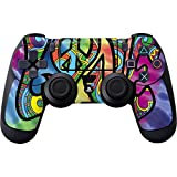 Tie Dye PS4 Controller Skin – Tie Dye Peace & Love | Skinit Patterns & Textures Skin Review
