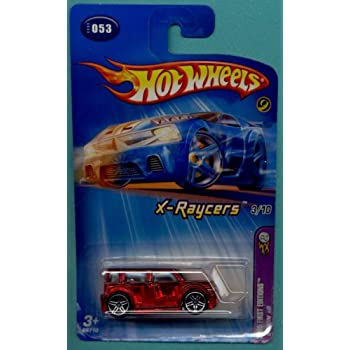 HOT WHEELS 2005  FIRST EDITIONS X-RAYCERS FTE SCION XB #053