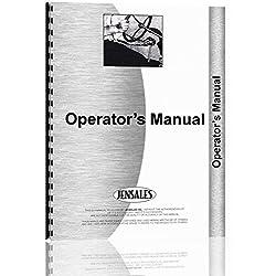 John Deere 55-R Combine Operators Manual