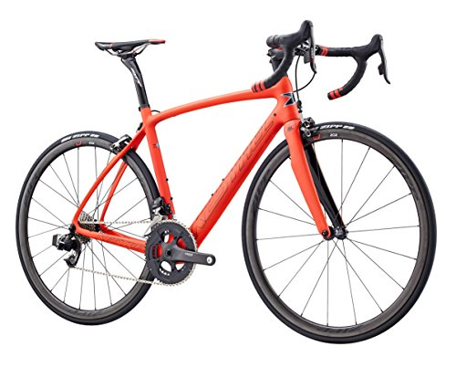 Cheap Kestrel Legend LTD Sram Etap Road Bike, Small/53 cm, Satin Red Orange/Gloss Black