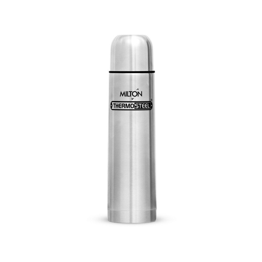 Milton Thermosteel Flask with Plain Lid